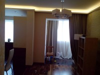 Ремонт гостиной - 13