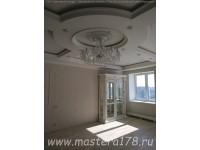 Ремонт гостиной - 42