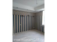Ремонт гостиной - 44