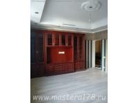 Ремонт гостиной - 45