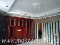 Ремонт гостиной - 47