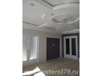Ремонт гостиной - 39